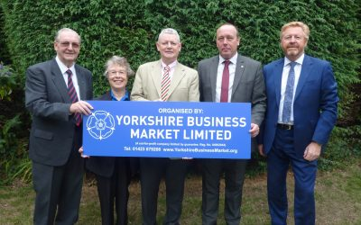 The Yorkshire Society secures the future of Yorkshire Business Market.