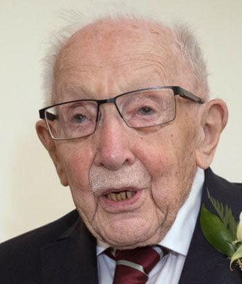 Capt Sir Tom Moore (Deceased)