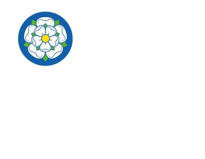 history prize - white lettering