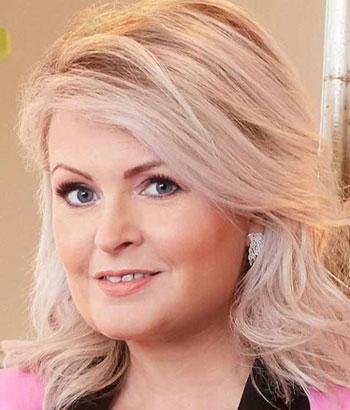 Kate Hardcastle MBE