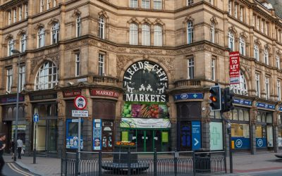 You are invited to a 'Yorkshire Markets' zoom talk by historian Mark Saville