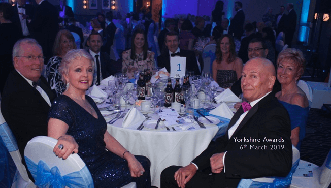 Yorkshire Awards March 2019
