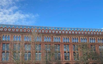 Yorkshire's architectural jewels – A Moorish Masterpiece by John Barran, St Paul's House.