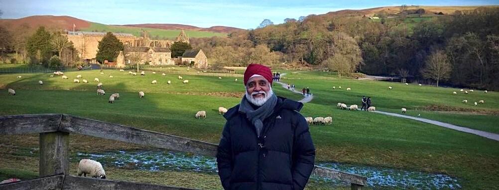 Sikh settlers found Yorkshire