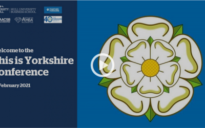 Video of the 'This is Yorkshire' online conference