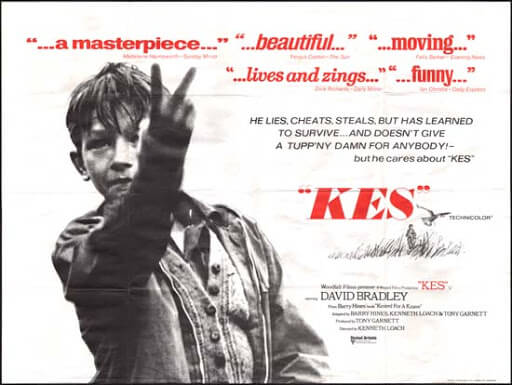 Society volunteer, Tim Barber, gives a personal view of Kes – an iconic piece of Yorkshire cinema.