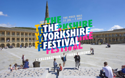 The Yorkshire Festival is coming to The Piece Hall