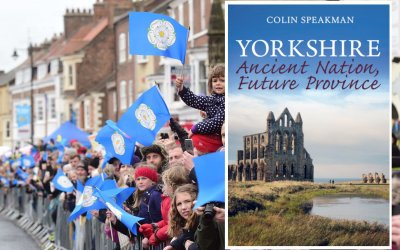 Important new book – a must-read for anyone who loves Yorkshire
